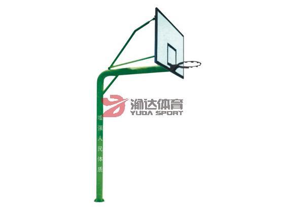 圆管篮球架