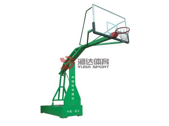 仿液压移动篮球架