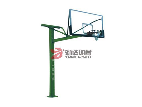 方管丁字型篮球架
