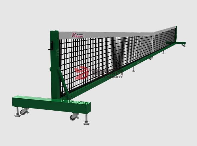 铝合金全移动网球柱